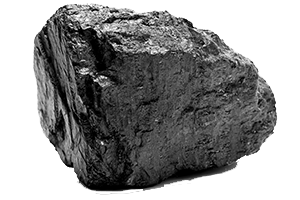 Steam coal [photo]