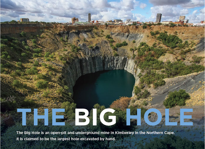 THE BIG HOLE [photo]