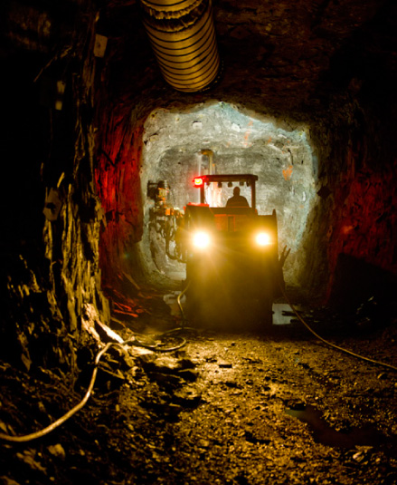 Factors that favour and hinder gold mining in South Africa